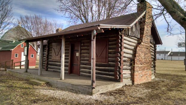 Century-old log cabin will be moved in Northwest Iowa this week