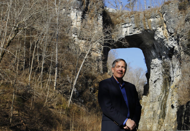 Natural Bridge owner outlines plan to correct money woes