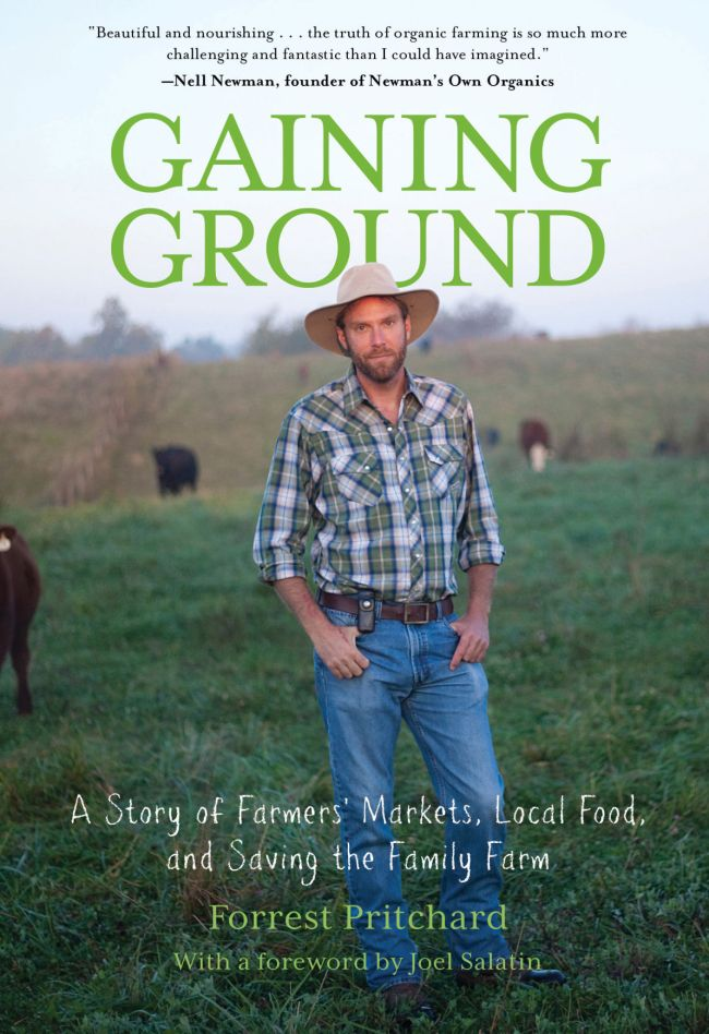 """Gaining Ground"" is the book to read"