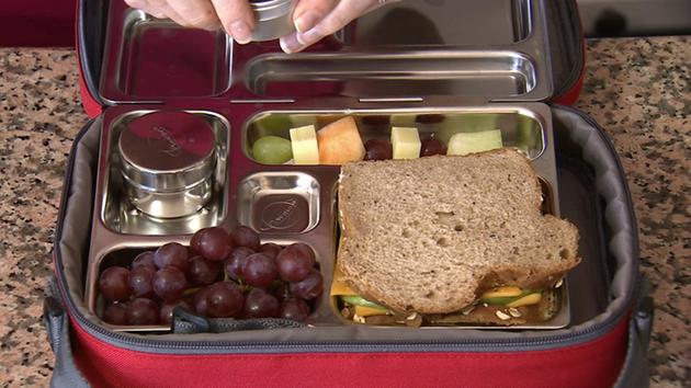 Dietitian offers tips to packing a healthy, tasty lunch