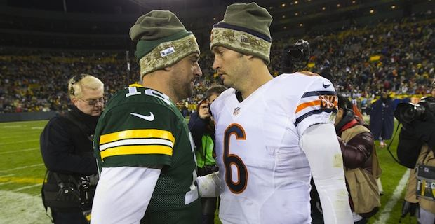 Bears Find a Way to Troll Packers Even on Say Something Nice Day