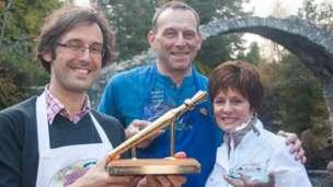 Stirring win at World Porridge Making Championships