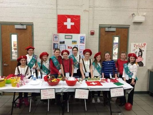 Girl Scouts worldwide come together for World Thinking Day