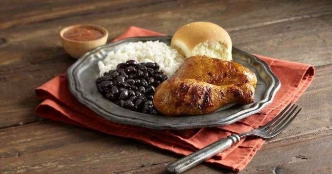Clucking customers get free chicken Tuesday at Pollo Tropical