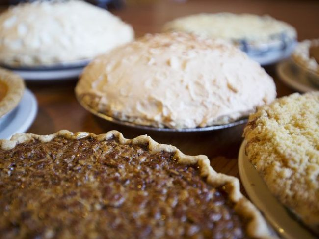 Perfect time for pie: bakers ready for pie season