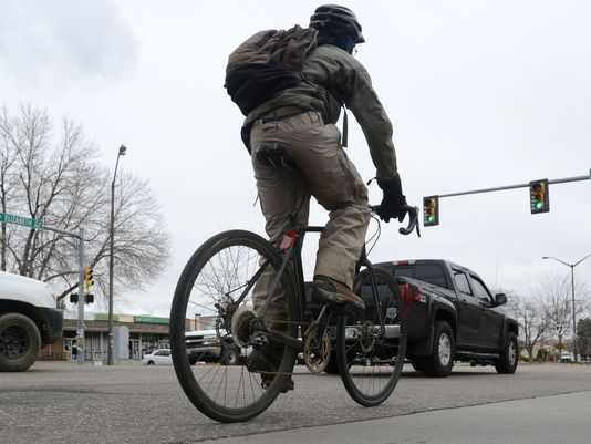 Fort Collins sets winter bike to work day, lights tour