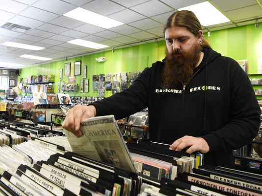 Independence declared, record stores endure and expand