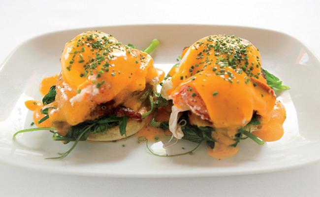 5 LA Spots for Inventive Eggs Benedict