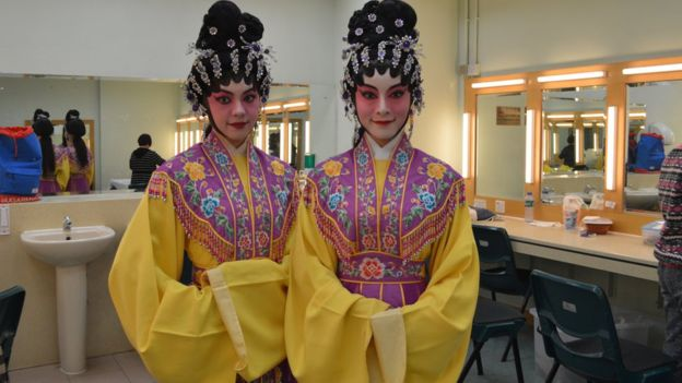 The youths out to save Hong Kong's unique opera