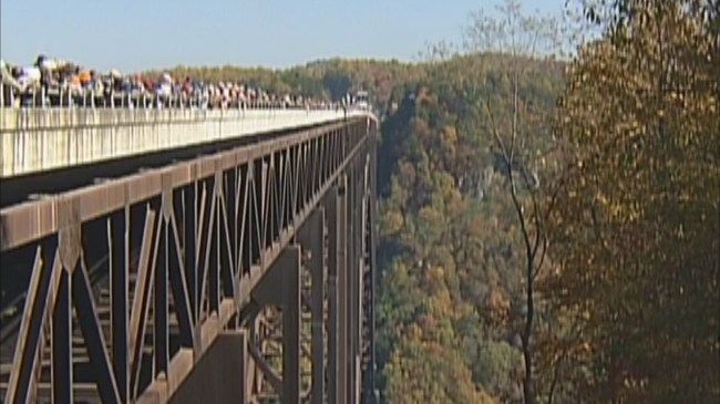 Bridge Day Expected to Bring Fayetteville Economic Boom