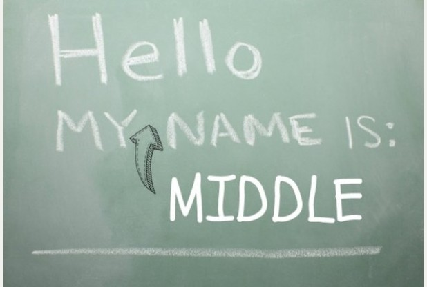 Have you got an unusual middle name?