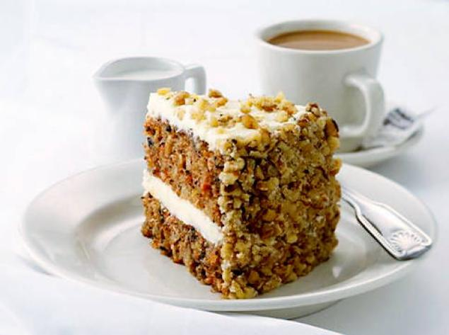 Morton's The Steakhouse carrot cake recipe is perfect for National Carrot Cake Day