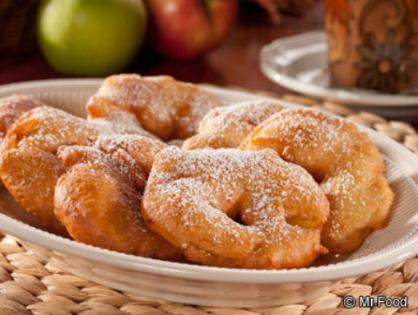 Unofficial Holiday of December 2nd, 2014 - National Fritters Day