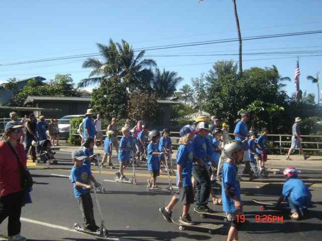 Maui Celebrates World Whale Day, February 18, 2012