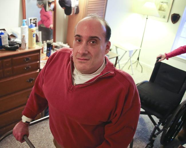 Neighborhood Heroes: Tom Turner, an uber able advocate for disability