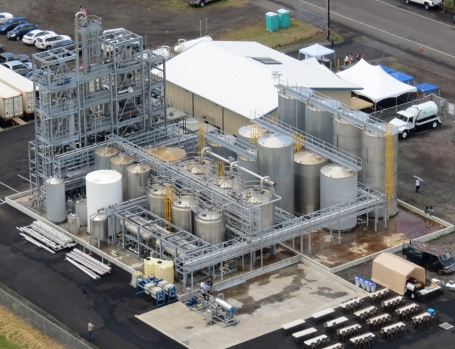 PUC Approves Hawaiian Electric, Pacific Biodiesel Contract