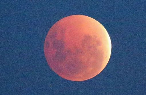 Blood moon: Live updates of stunning total lunar eclipse