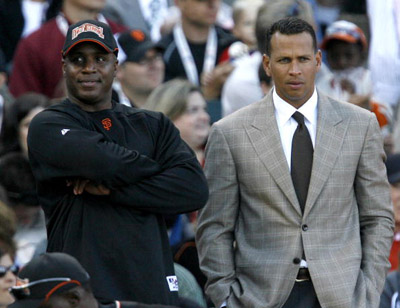Incoming! The NBA Playoffs Are Here, And Barry Bonds Can't Figure Out Why ...