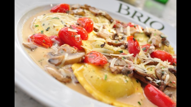 Orlando BRIO locations celebrate National Ravioli Day