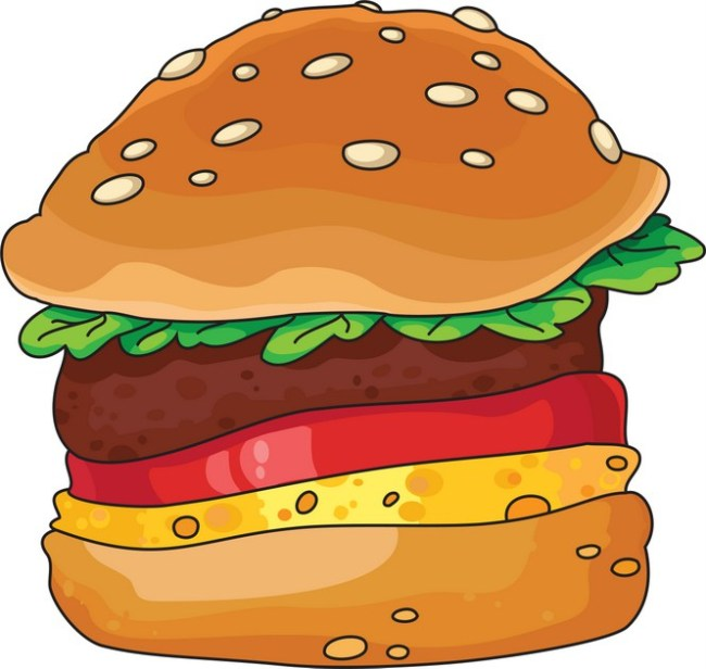 Today is National Hamburger Day!