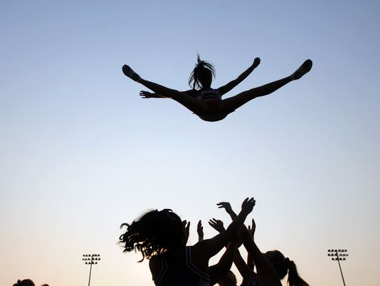 Neuharth: Cheerleading Week worth cheering about
