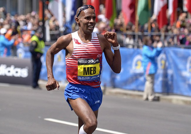The Only Marathoner To Win An Olympic Medal And The Boston And New York ...