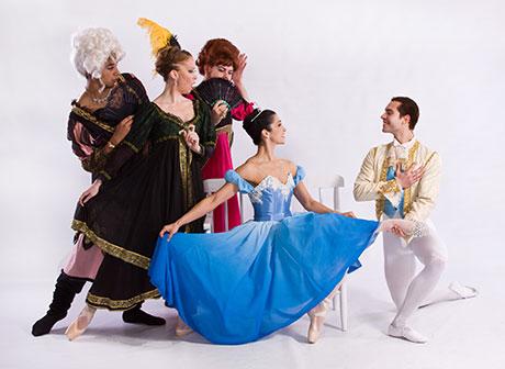 """8 Days - Vista Nights; City Ballet's """"Cinderella""""; Infringement Columbia Arts ..."""