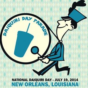 Saturday Parade Celebrates Daiquiri Day