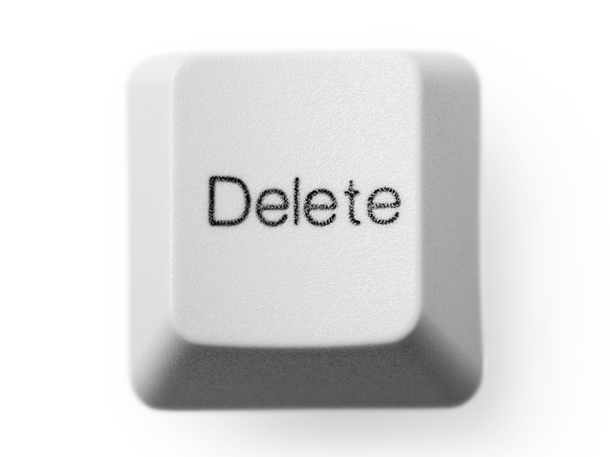 An Unsung 2015 Newsmaker: The Delete Key