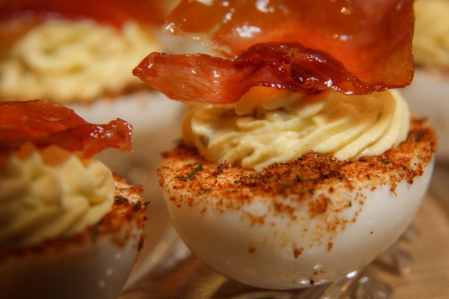 Lindsay Autry's secret to genius deviled eggs
