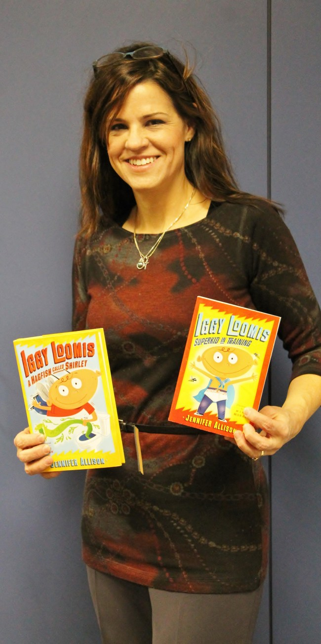 Saline High School alumna discusses new book series at Iggy Loomis Day ...