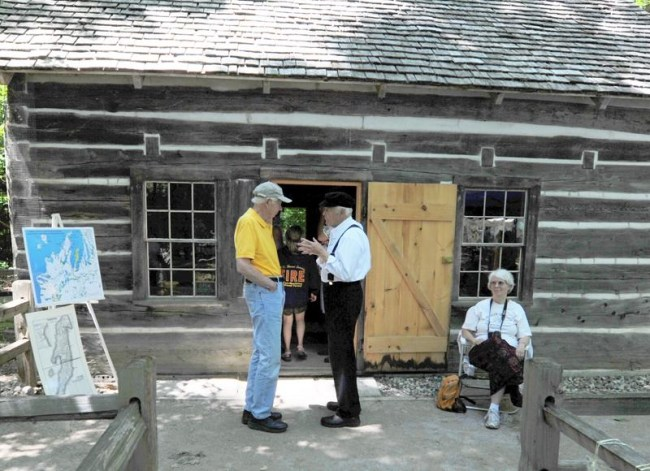 Log Cabin Day set for June 28