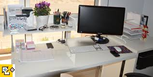 Start your week with a clean desk