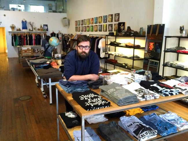 Longtime Lower Haight Retail Shop D-Structure To Close