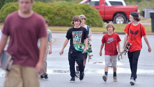 Go Skateboarding Day rolls into Warner Robins