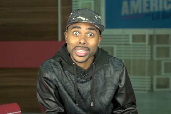 'Ain't That America' Host Lil Duval Celebrates National Weatherman Day [Video]