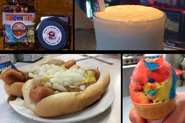 10 Detroit Foods To Devour On Eat What You Want Day