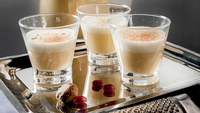 It's National Eggnog Day