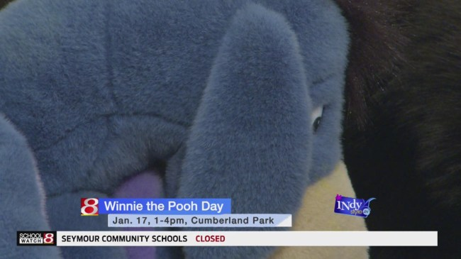 Celebrate Winnie the Pooh Day in Fishers