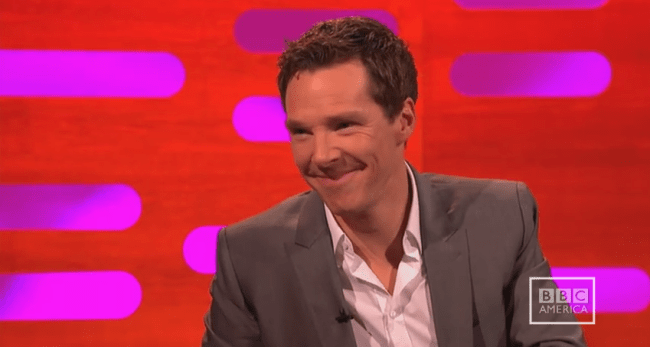 Celebrate Penguin Awareness Day with Benedict Cumberbatch
