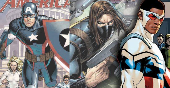 Axel-In-Charge: Inside Steve Rogers' Captain America Return, Reviving ...