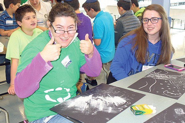 Kushner Academy students host 'Friendship Day'