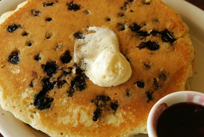 10 places to celebrate National Blueberry Pancake Day in Palm Beach County