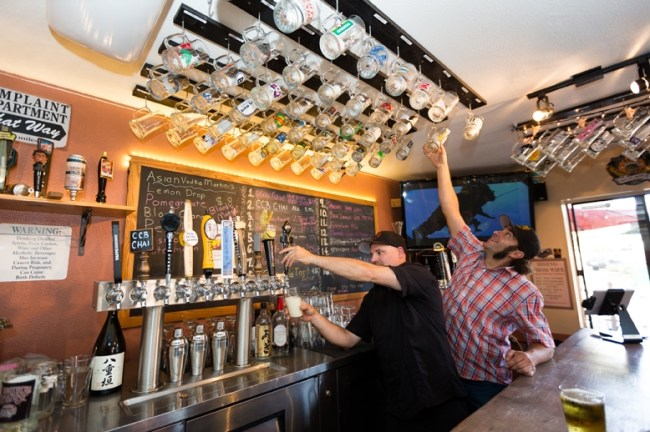 Baywood Ale House: Where the craft beer is cold and most people know your name