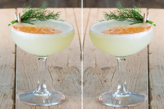 Clerkenwell & Social's spicy gin cocktail: a recipe for World Gin Day