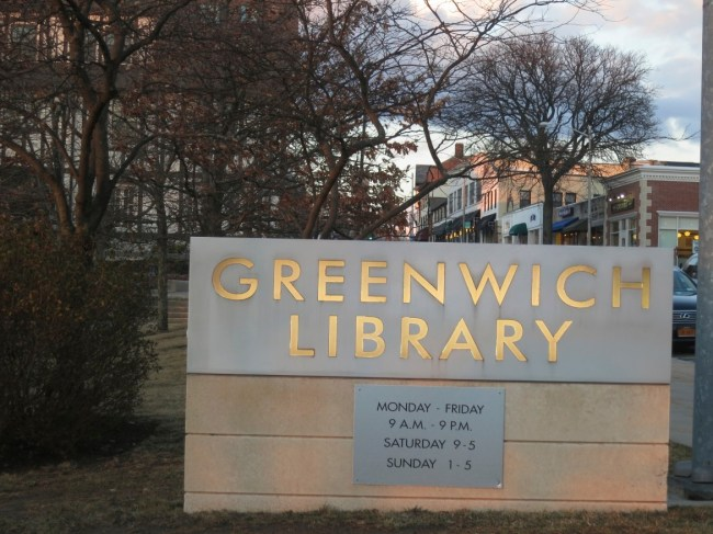 Greenwich Library Celebrates 'Take Your Child to the Library Day' on February 6