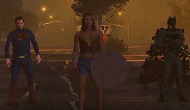 Batman V. Superman Trailer Gets Redone In Grand Theft Auto V