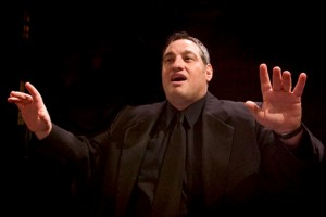 UMSL choral studies Director Jim Henry performs on national television