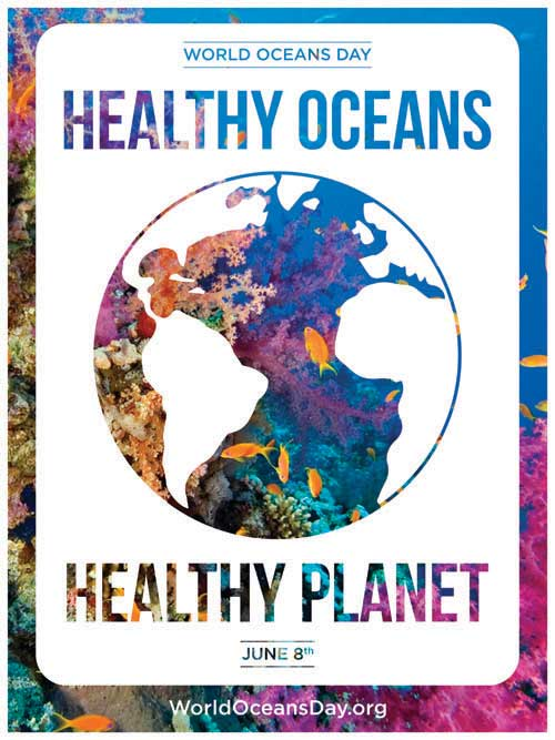 United Nations countries honor World Oceans Day