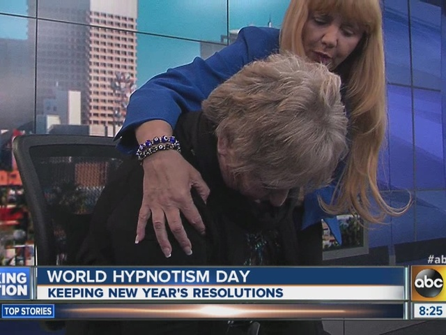 Hypnotism could help you achieve goals